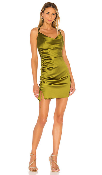 NBD Zariana Mini Dress in Green