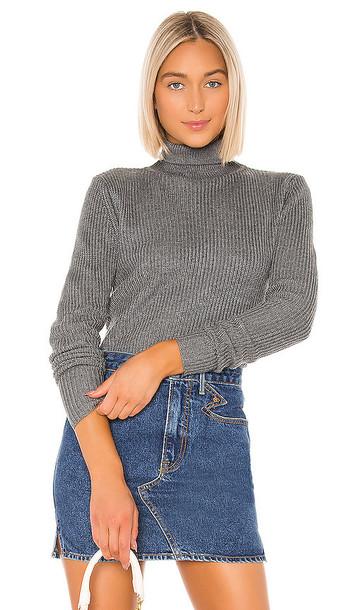 Tularosa Isaac Sweater in Gray