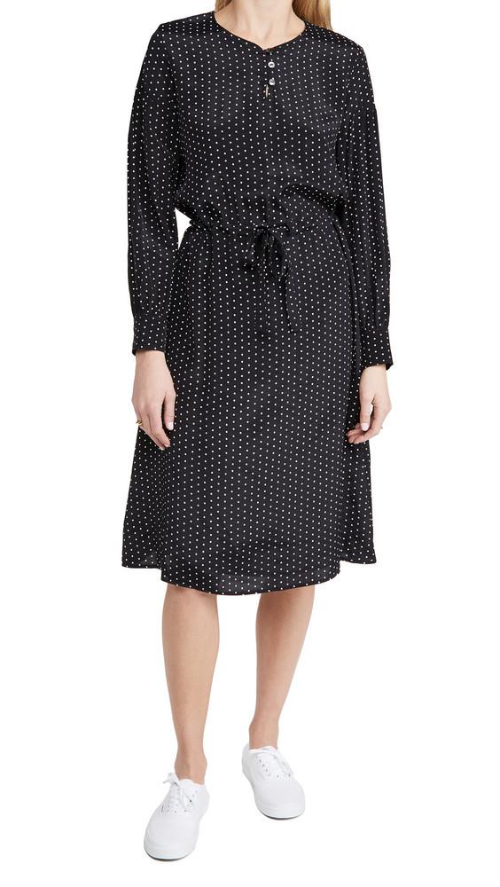 A.P.C. A.P.C. Clemence Dress in noir