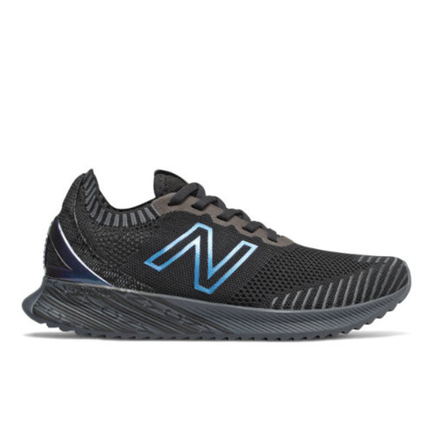 New Balance FuelCell Echo New York City Marathon Women's US Site Exclusions Shoes - Black/Grey (WFCECNY)