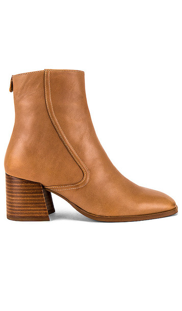 Tony Bianco Willa Bootie in Tan