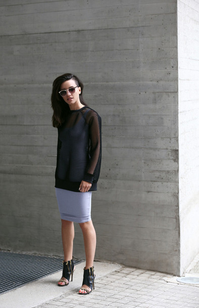 toybox by christina blogger dress top