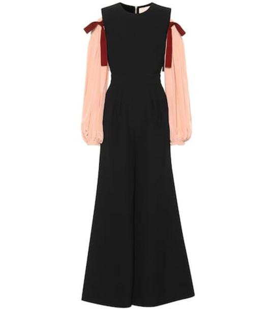 Roksanda Cady jumpsuit in black