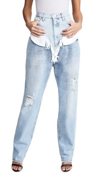 Natasha Zinko Shorts On Jeans