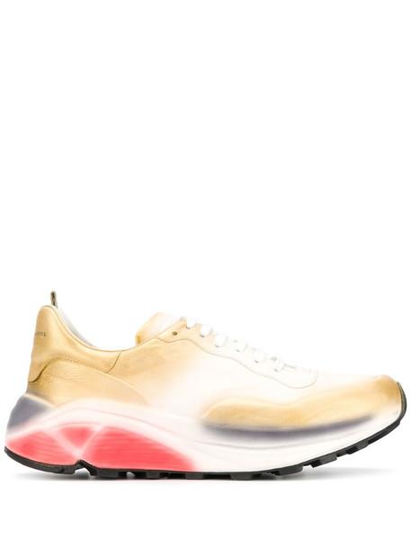 Officine Creative Sphyke Frida 101 sneakers in gold