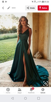 dress,teal,satin,long,silk,green