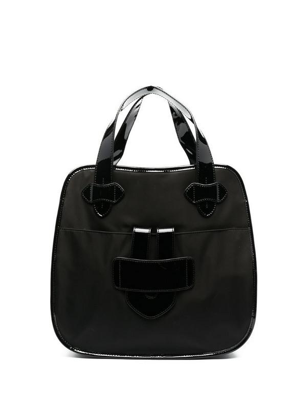 Tila March Zelig nylon tote bag in black