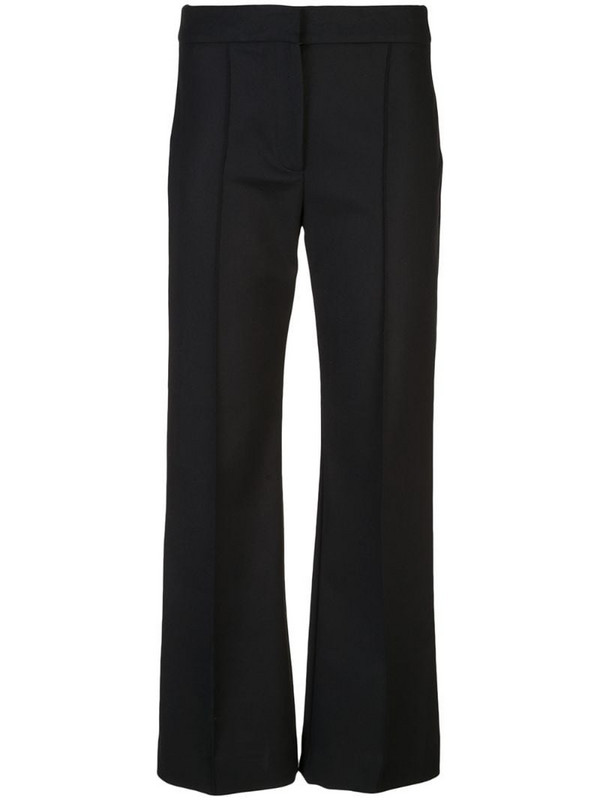 Derek Lam cropped trousers in black