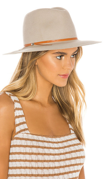 Hat Attack Madison Hat in Tan