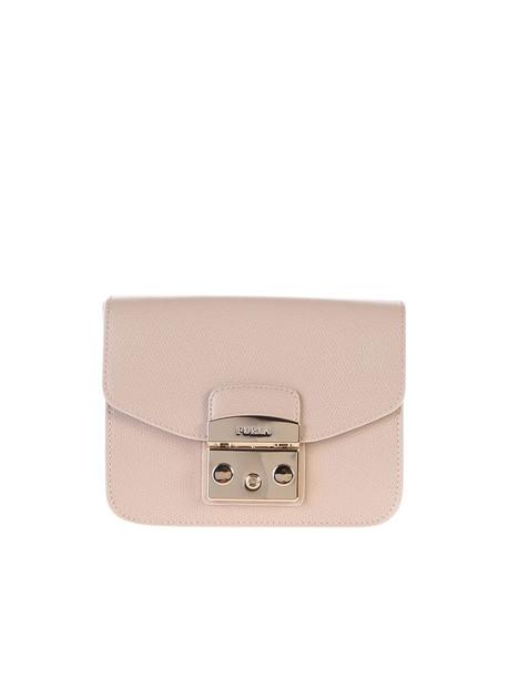 Furla Metropolis Mini Bag in pink