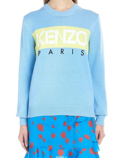 Kenzo Sweater in blue