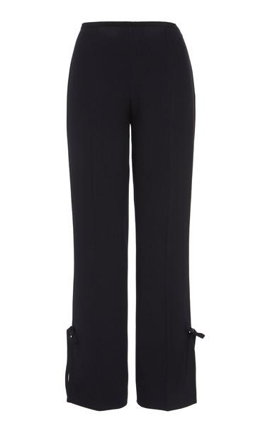 Prada Slim-Leg Trouser in black