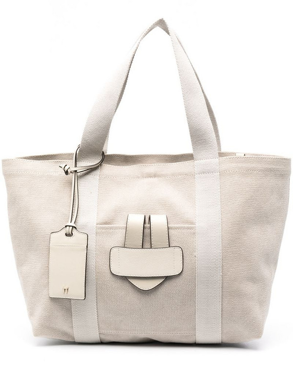 Tila March Simple Bag M in neutrals