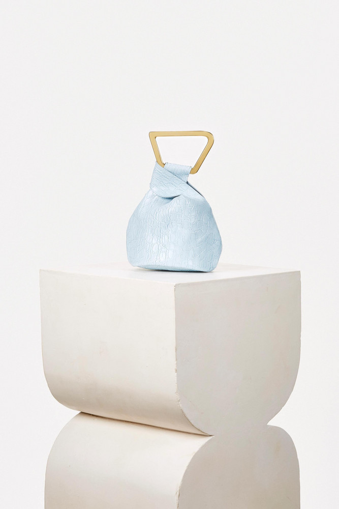 Cult Gaia Astraea Bag Mini - Bluebell                                                                                               $288.00 USD