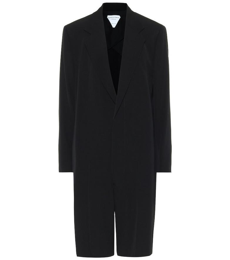Bottega Veneta Wool jumpsuit in black