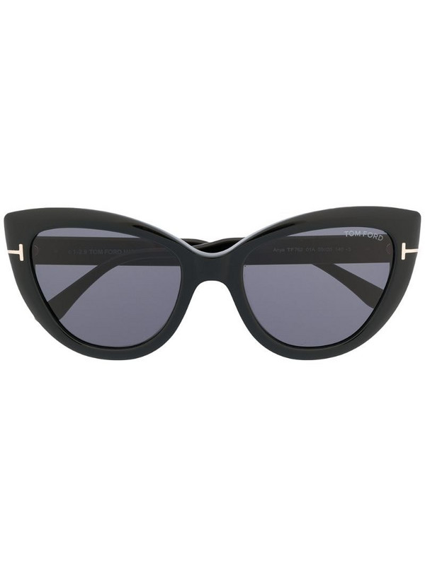 Tom Ford Eyewear cat-eye sunglasses in black