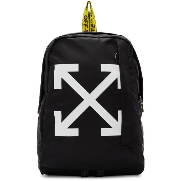 Off-White Black Easy Backpack