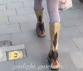 shoes,cowboy boots,platform boots,knee high boots