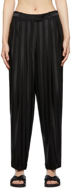 Partow Finn Trousers in black