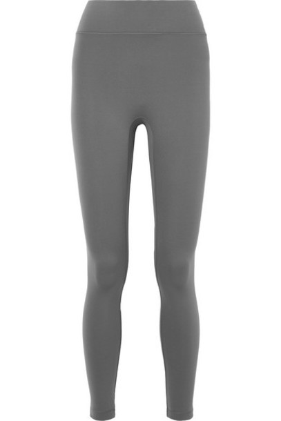 All Access - Center Stage Stretch Leggings - Anthracite