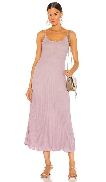 John & Jenn by Line Rupert Dress in Lavender in lilac