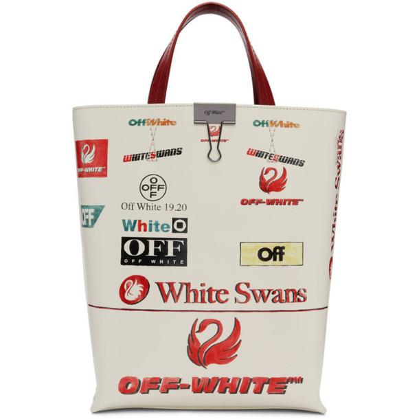 Off-White Off-White Multilogo Tote