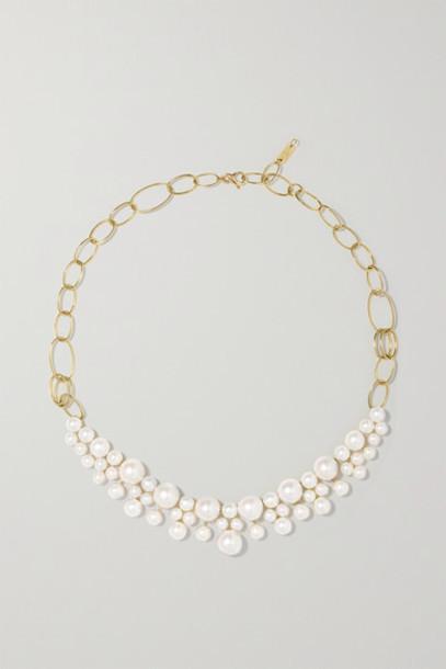 Ippolita - Nova 18-karat Gold Pearl Necklace