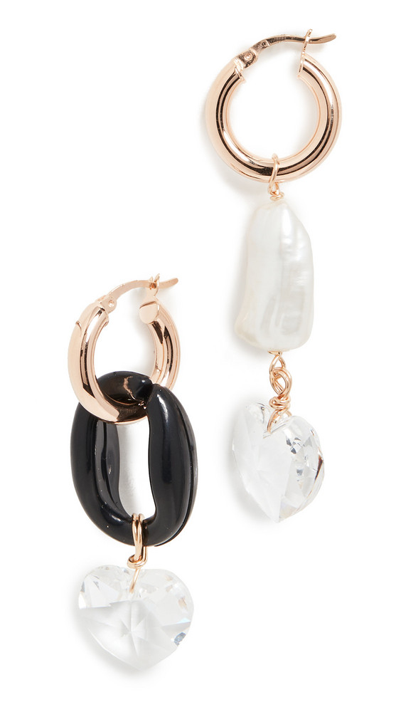 Maison Irem Earrings Romance Earrings in gold