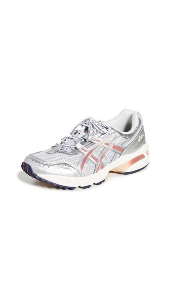 Asics GEL-1090 Sneakers in grey / silver