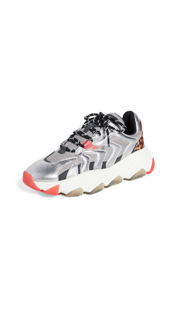 Ash Extreme Sneaker in silver / multi