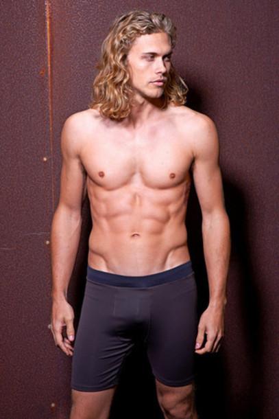 shorts mens sauvage activewear midlength bikiniluxe