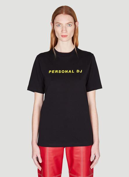 Kirin Personal DJ T-Shirt in Black size S