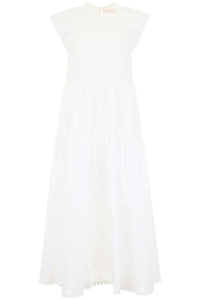 See by Chloé See by Chloé Long Dress With Polka Dots