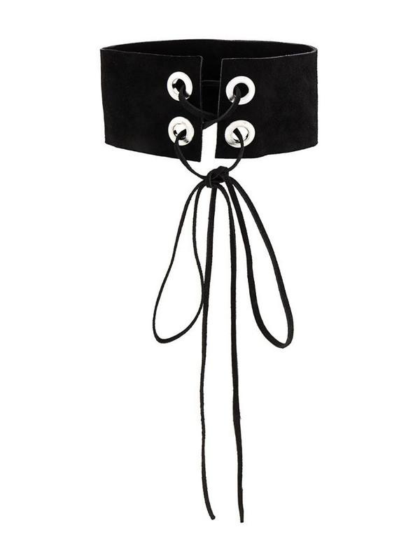 Manokhi 'Mira' choker in black