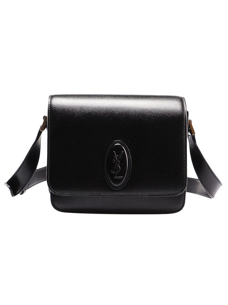 Saint Laurent New Besace Bag in nero