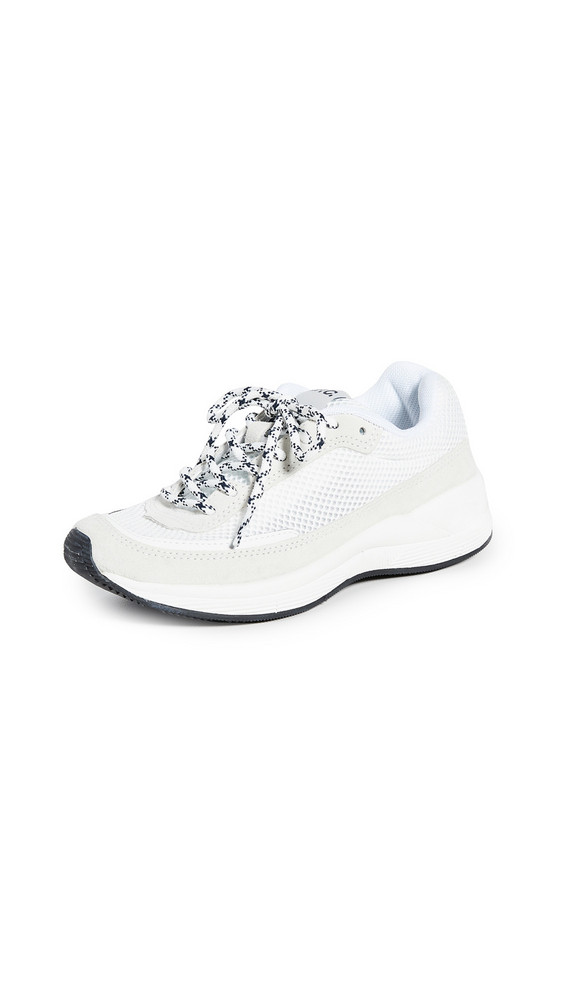 A.P.C. A.P.C. Spencer Sneakers in white