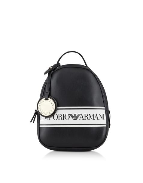 Emporio Armani Black & White Backpack