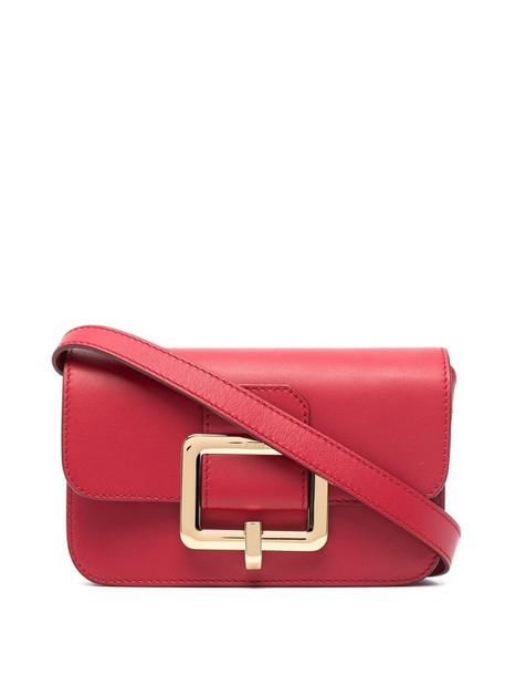 Bally Janelle belt bag in red