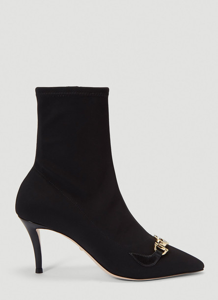Gucci Zumi Ankle Boots in Black size EU - 39