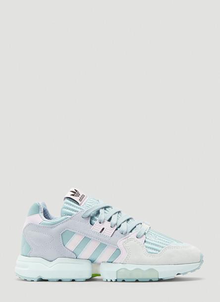 Adidas ZX Torsion W Sneakers in Grey size UK - 07.5