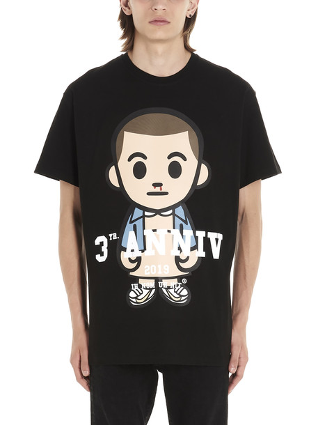 Ih Nom Uh Nit eleven T-shirt in black