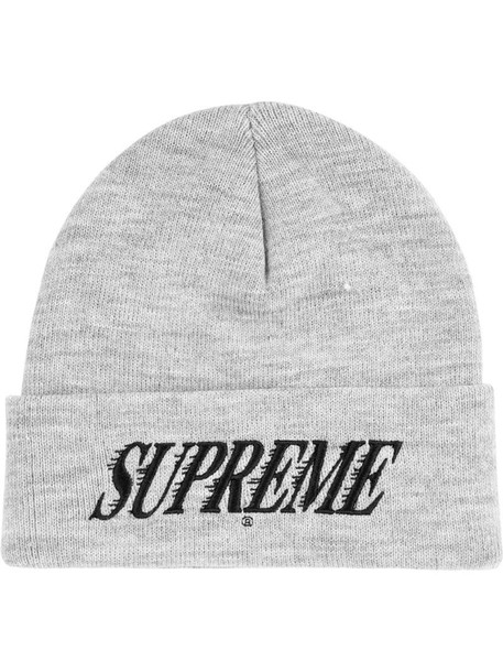 Supreme Crossover beanie in grey