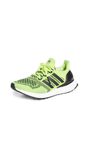 adidas Ultraboost 1.0 Sneakers in black / yellow