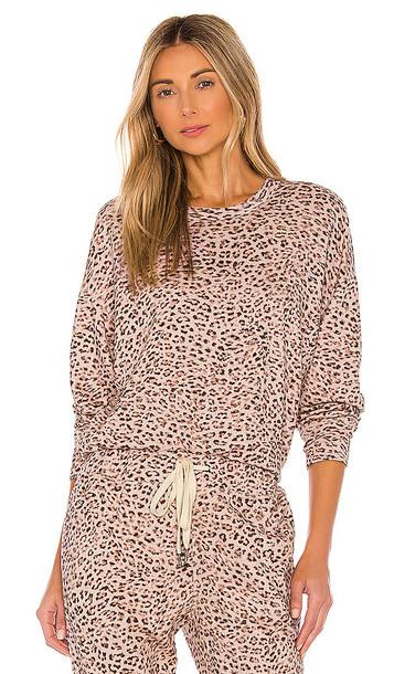 n:philanthropy Lauren Sweatshirt in Pink