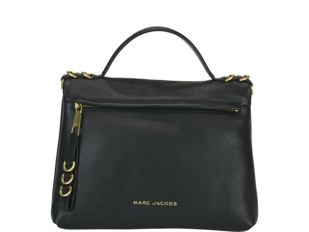 Marc Jacobs The Two Fold Bag in black