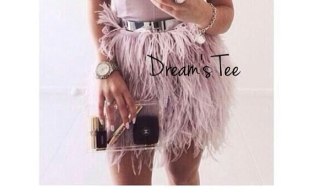 skirt fluffy any color any brand