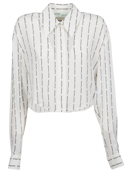 Off-white All Over Print Shirt