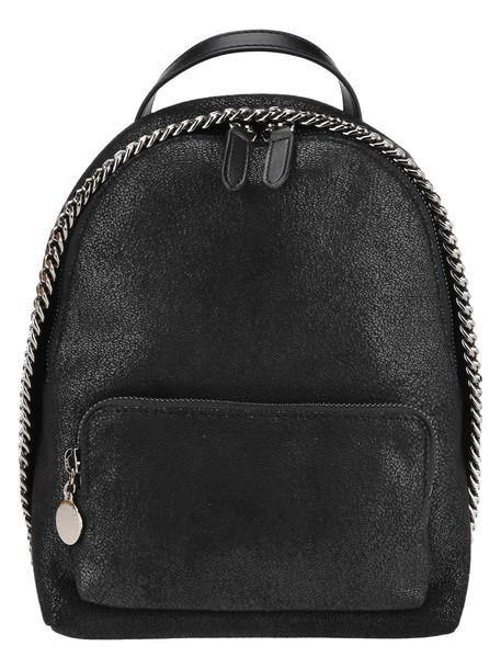 Stella Mccartney Stella Mccartney Falabella Backpack in black