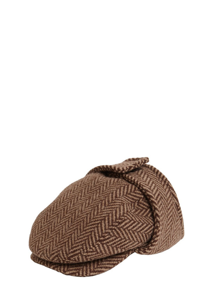 MAX MARA Romolo Alpaca & Wool Hat
