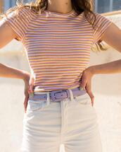 belt,top